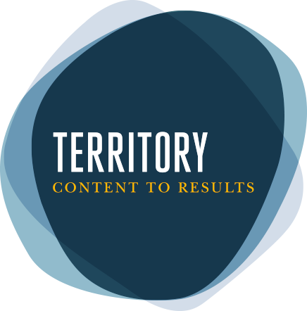 Logo Territory Content to Results