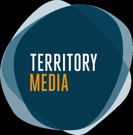 Logo Territory Media