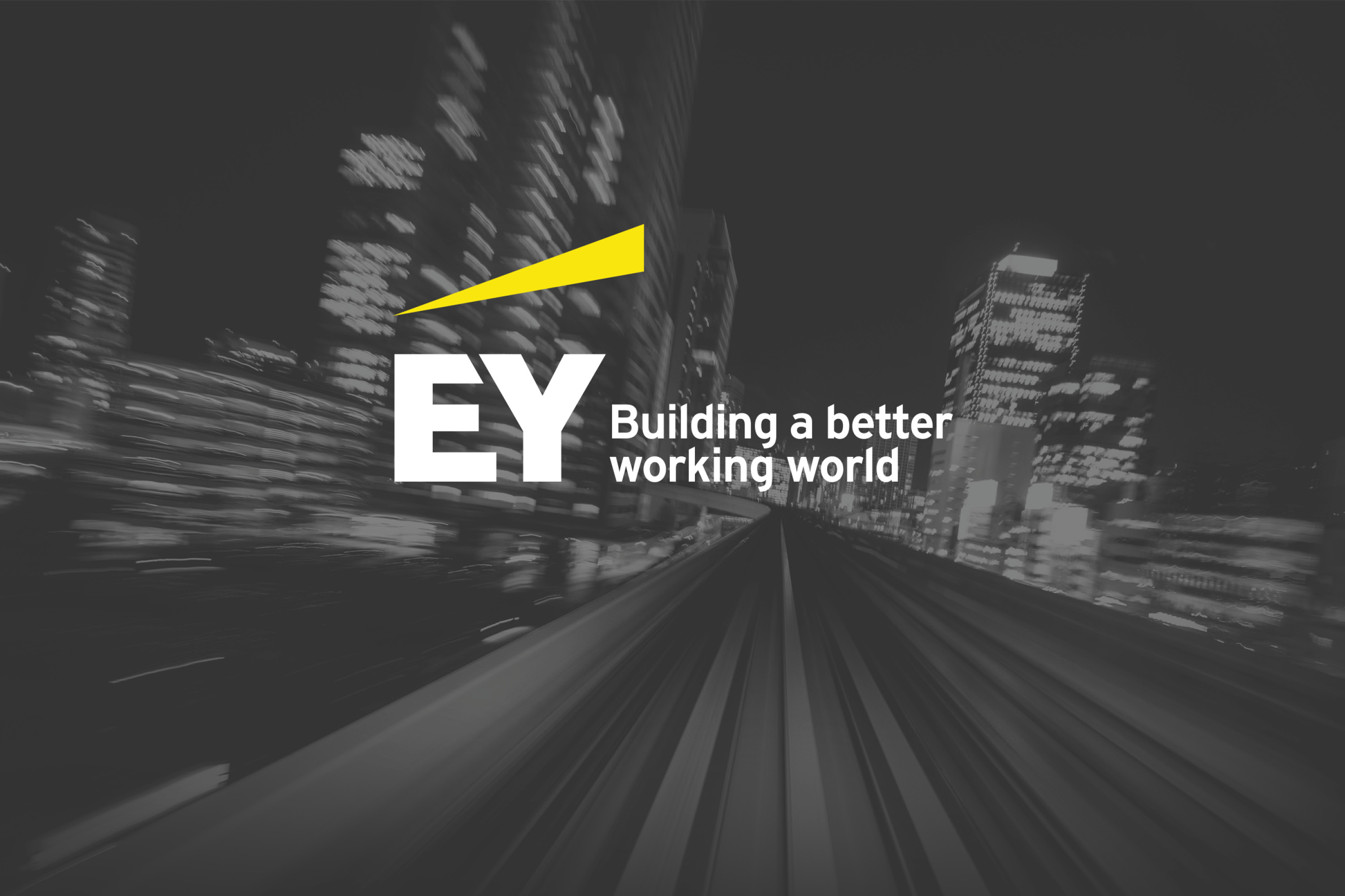 Logo: EY - Building a better world