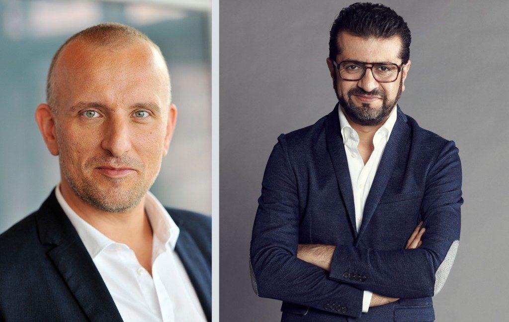 Stefan Schumacher und Soheil Dastyari