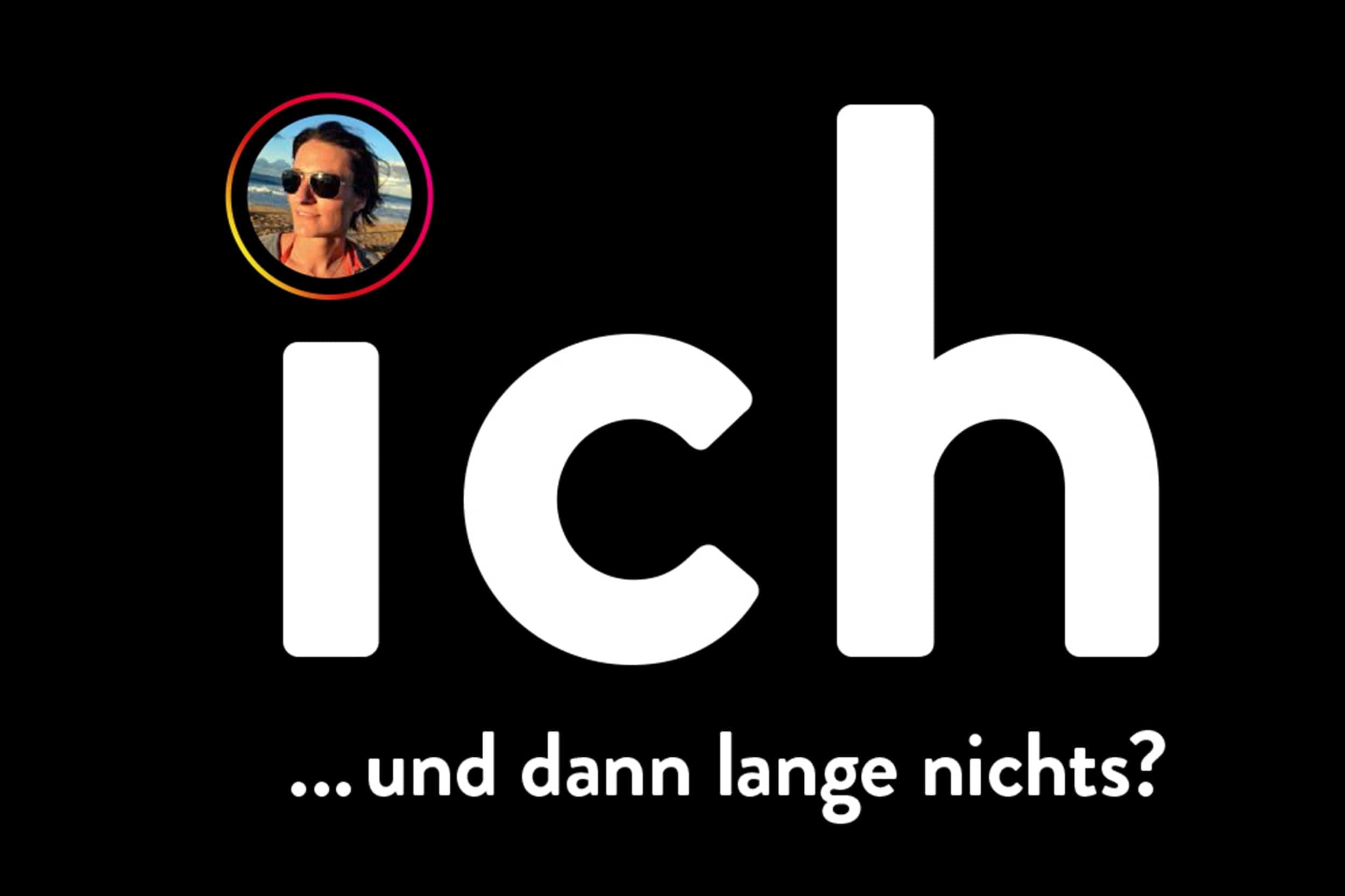 """Cover-Ausschnitt des Magazins """"you & me Quarterly"""" der Deutschen Telekom: ich... und dann lange nichts?"""