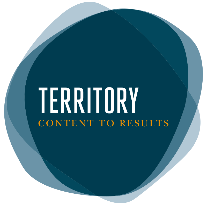 Logo Territory - Content to results