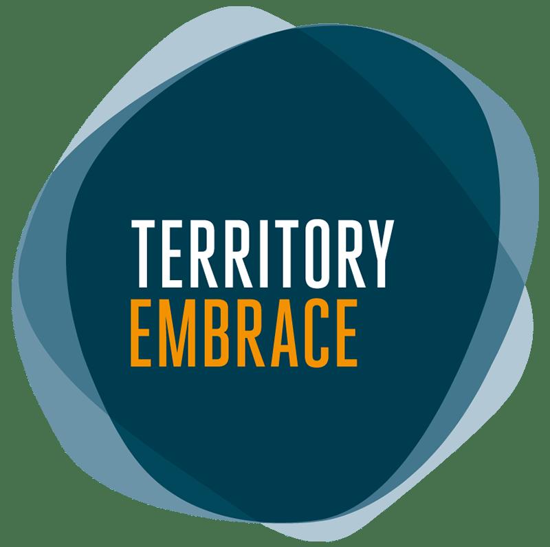 Logo Territory Embrace