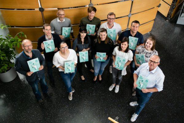 """Territory CtR: Das Team von """"Die Antwortgeber""""-für-Ärzte, Apotheker und PTAs"""