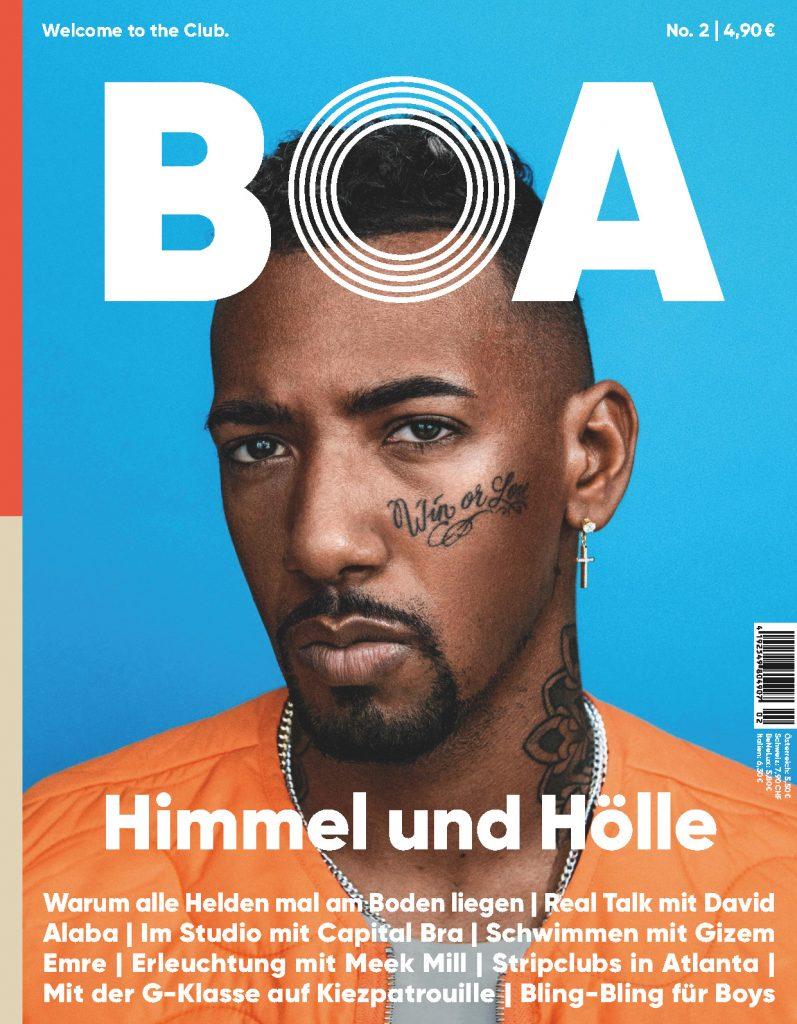 BOA, Beats und (Schuh-)Boxen – Das BOA Magazin Nr. 2 ist da
