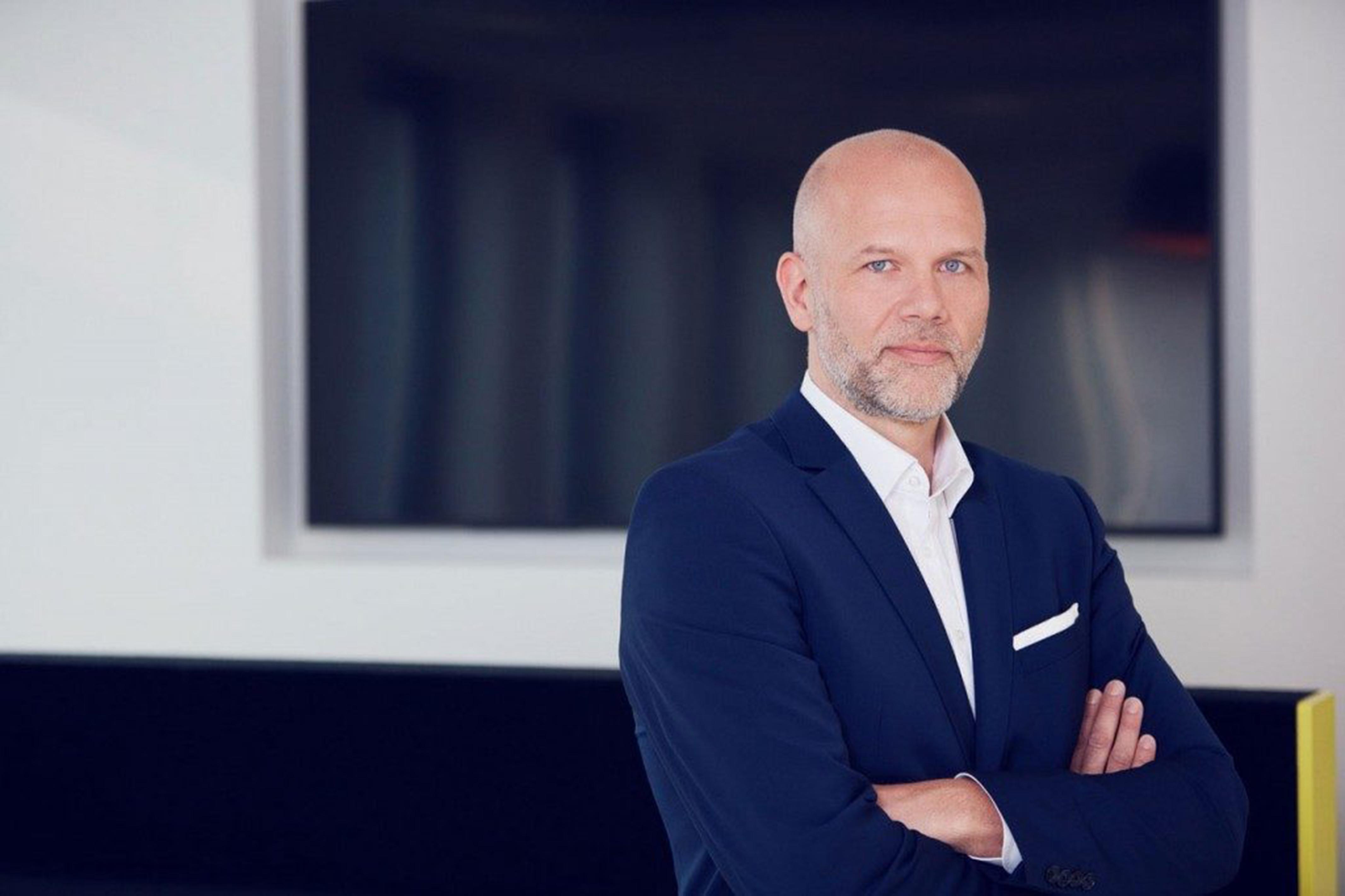 DDB Deutschland-CFO Jasper Stahl wechselt zu TERRITORY