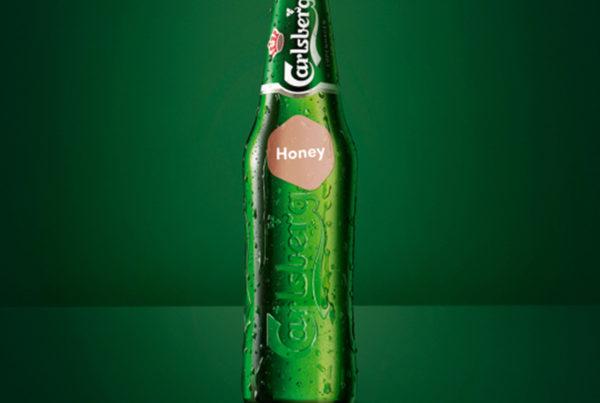 Honey gewinnt Bier-Etat