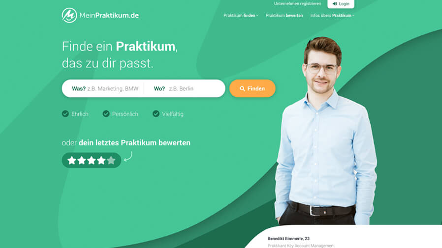 Marketing-Banner: MeinPraktikum