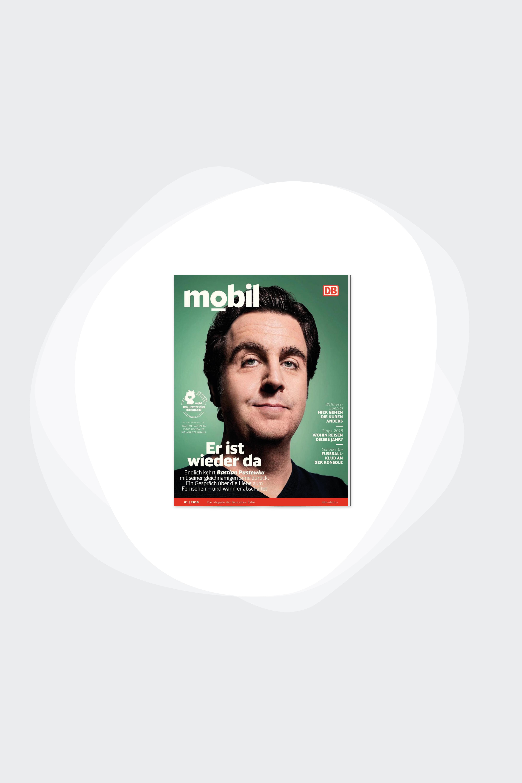Kundenmagazin der Deutschen Bahn weiter auf Erfolgsspur