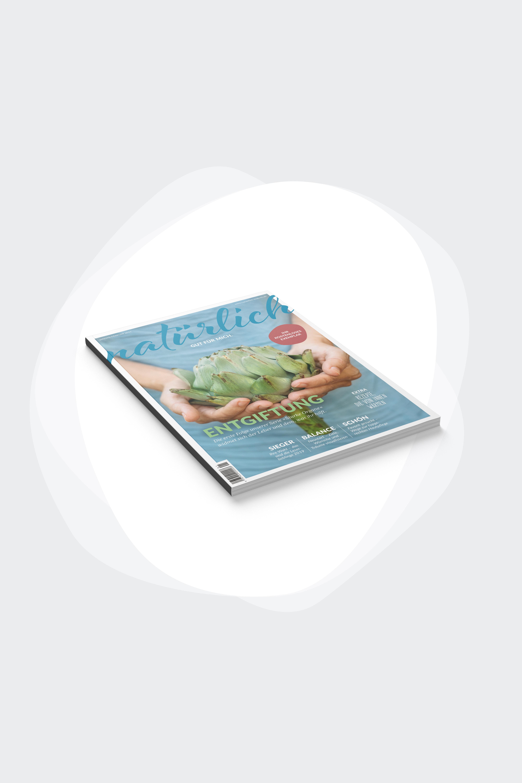"""Ratgebermagazine """"Natürlich"""" und """"Eve"""" in neuem Glanz"""