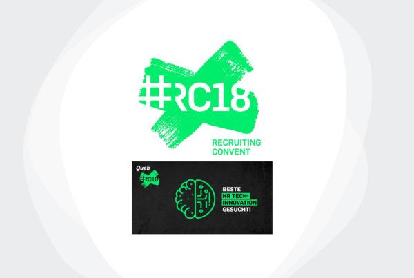 Logo #RC18: Territory Embrace und Queb fördern Start-ups
