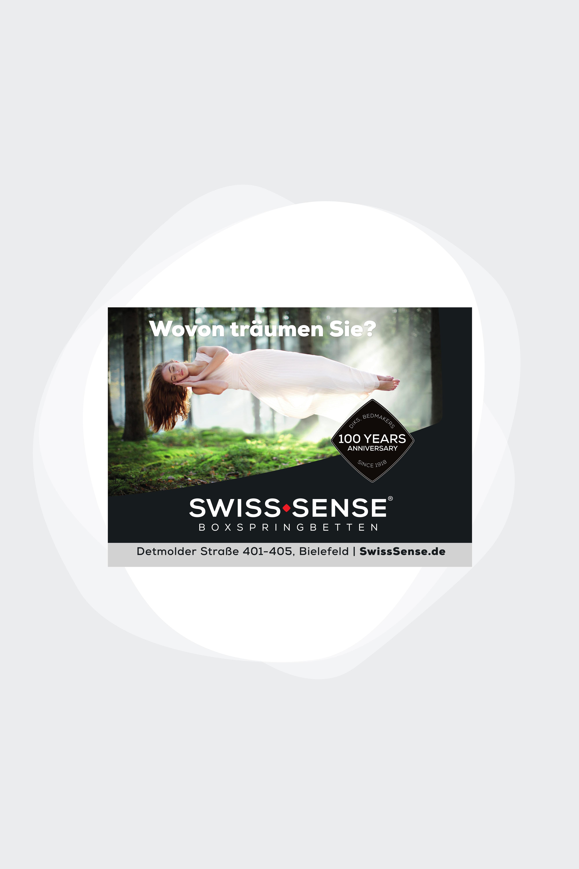 Beitragsbild: Swiss Sende Boxspringbetten: Wovon träumen Sie?