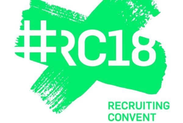 Logo Recruiting Convent: #RC18 liefert neue Impulse