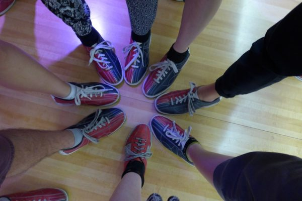 Territory Media: Teamevent beim Bowling