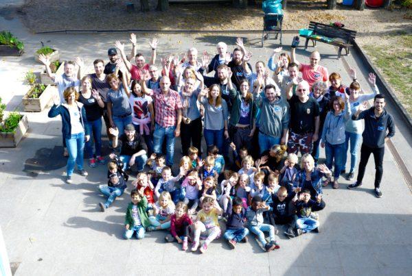 Territory engagiert sich für Kölner Kindergarten