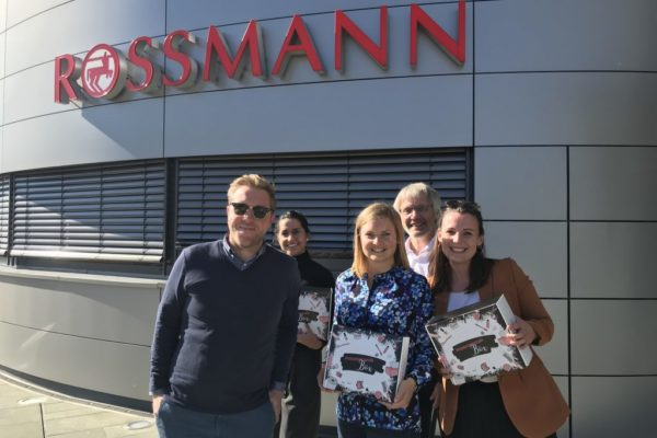 Zu Besuch bei Rossmann