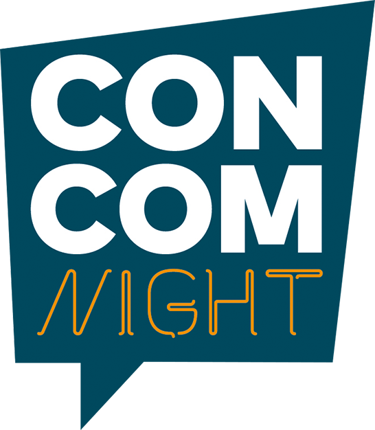 Logo der ConCom Night