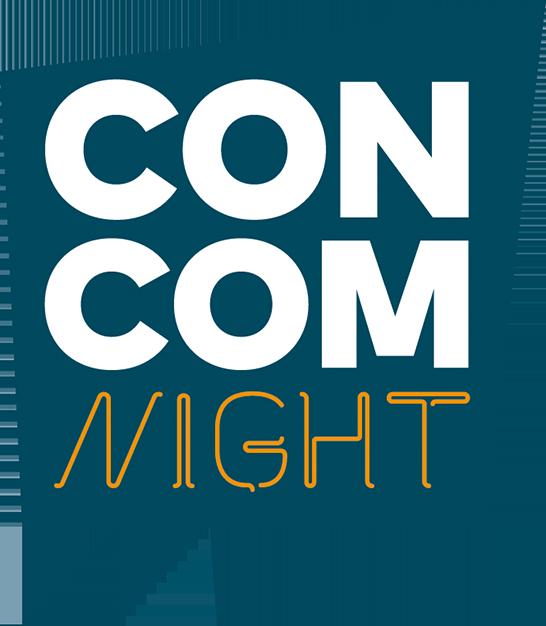 ConCom Night
