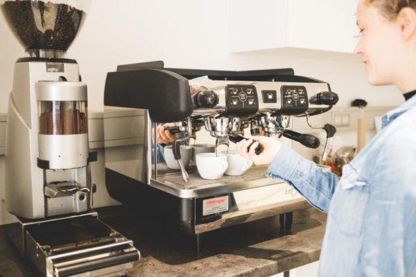 coffee makers in Munich