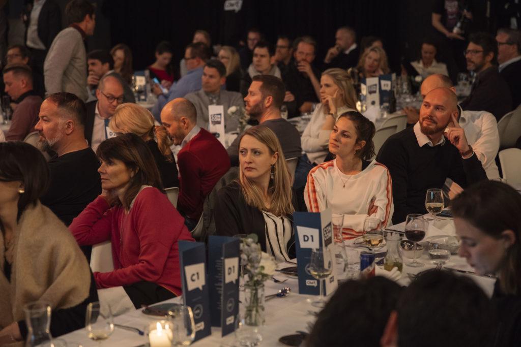 Interessiertes Publikum auf der ConCom-Night 2019