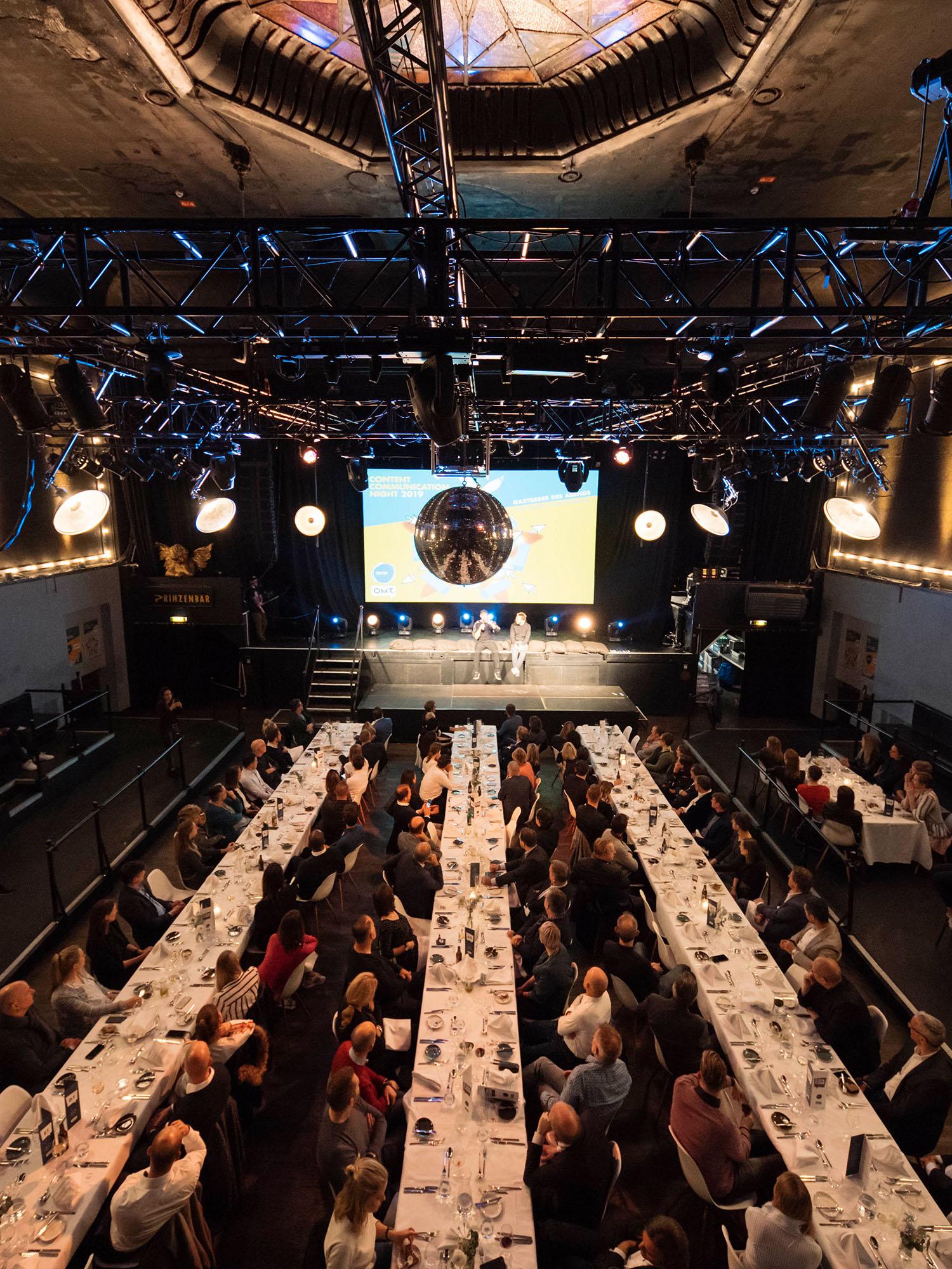 Die ConCom Night 2019 erzählt Geschichten von Machern und Marken