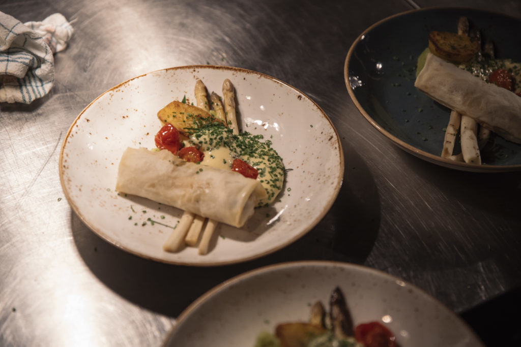Kulinarische Eindrücke von der ConCom-Night 2019