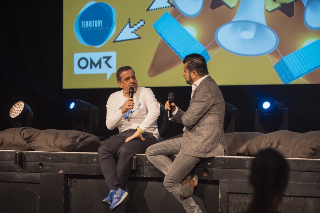 ConCom-Night-2019: Soheil Dastyari im Gespräch mit Raphael Gielgen