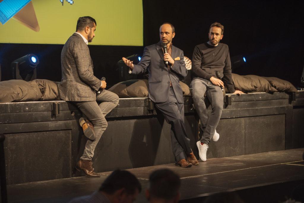 ConCom-Night 2019: Soheil Dastyari und Philipp Westermeyer im Gespräch mit Joe Pulizzi