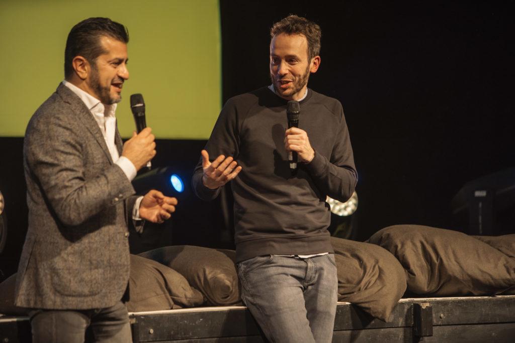 ConCom-Night 2019: Begrüßung von Soheil Dastyari und Philipp Westermeyer