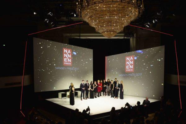 The winners of Nannen Prize 2017