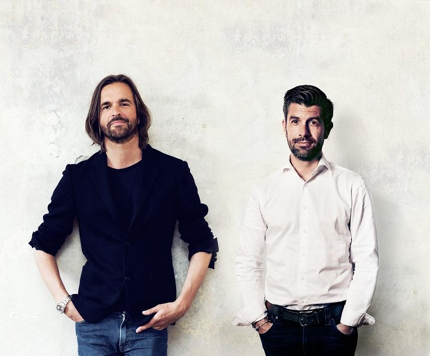 Stefan Setzkorn und Marius Darschin
