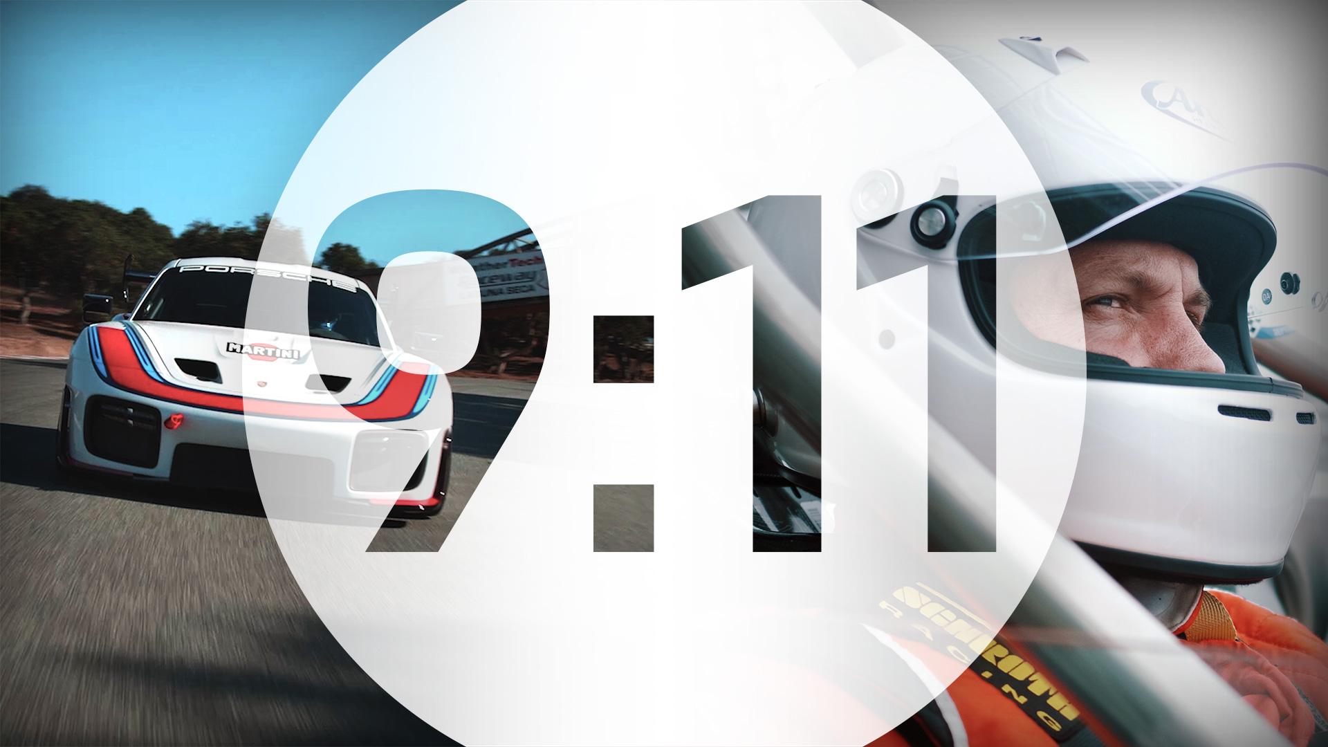 Porsche 911 Episoden Youtube Thumbnail