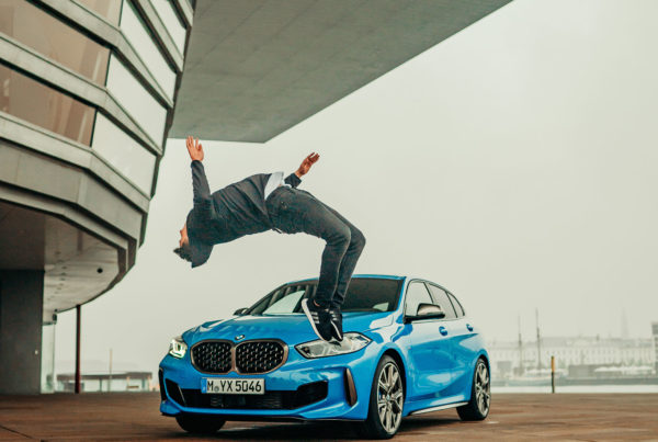 BMW TikTok Kampagne