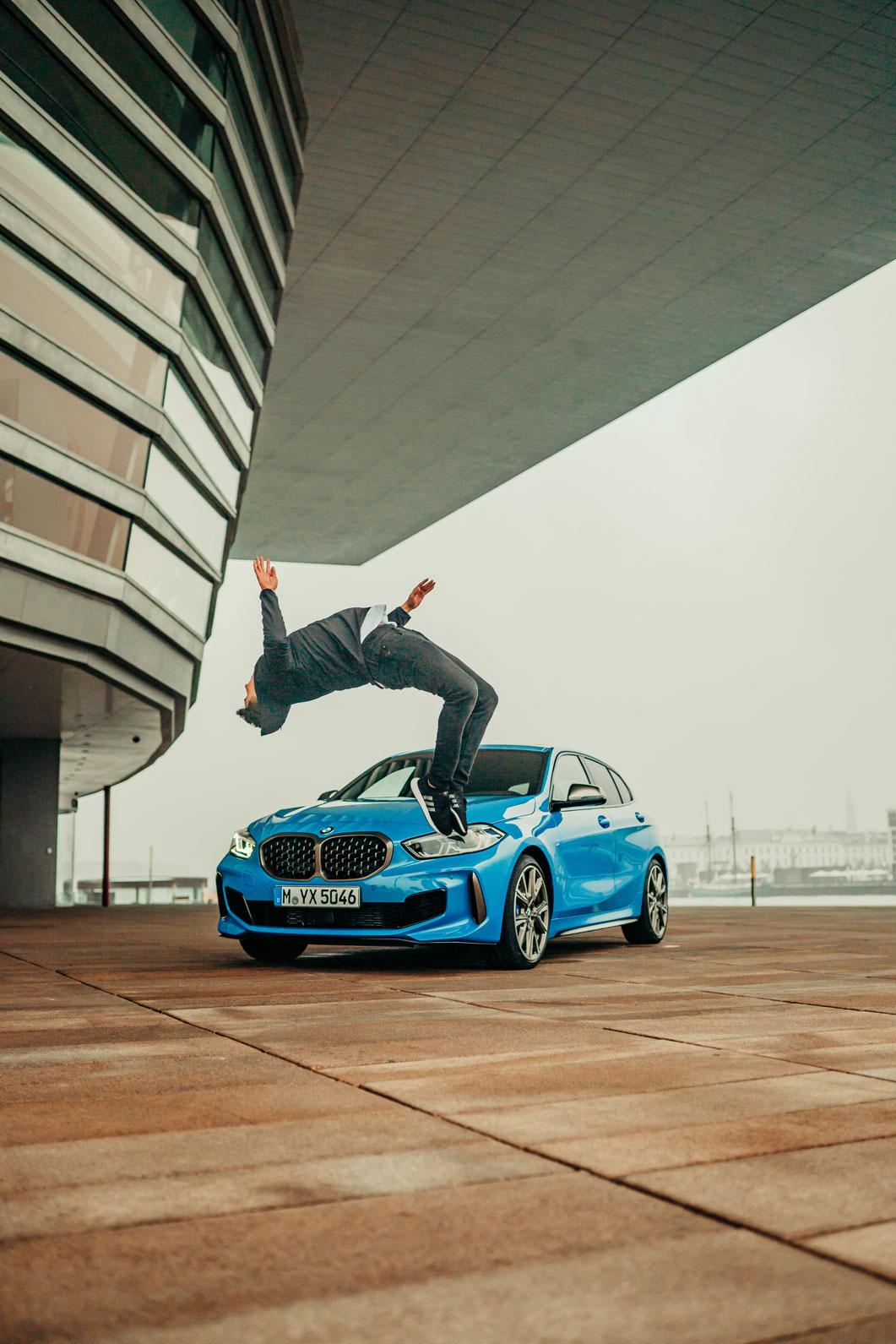 TERRITORY WEBGUERILLAS realisiert erste BMW-Kampagne auf TikTok