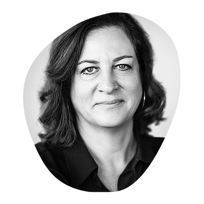 Sandra Harzer-Kux, Portavoz de la gerencia