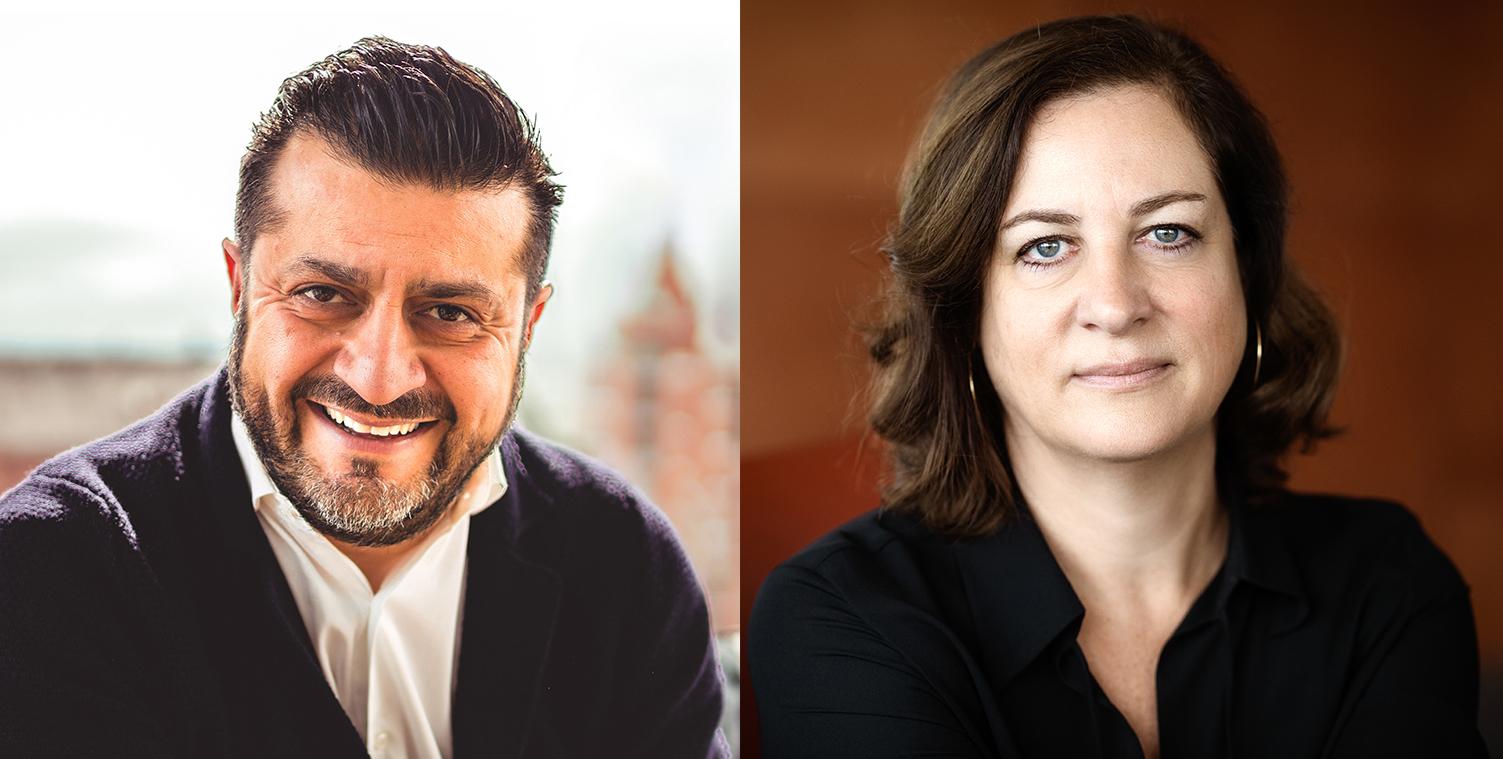 Soheil Dastyari verlässt TERRITORY/ Sandra Harzer-Kux wird Sprecherin der Geschäftsführung