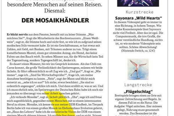 DB MOBIL: Thilo Mischke