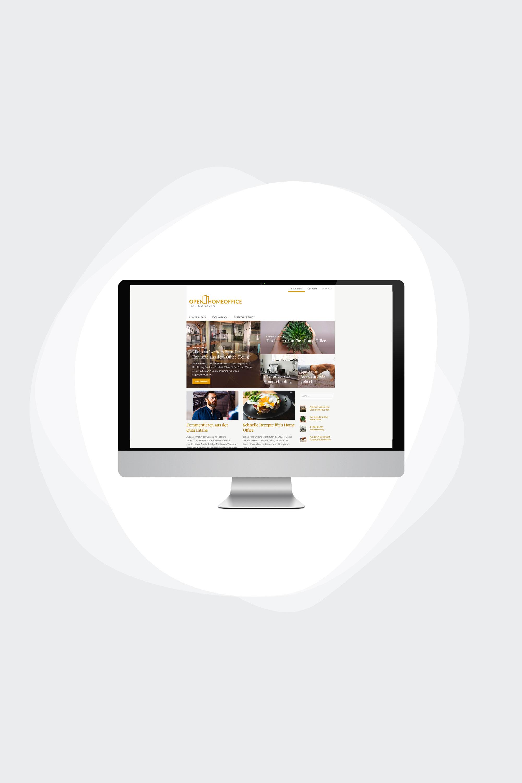 Alles rund ums Homeoffice – das neue Onlinemagazin von TERRITORY