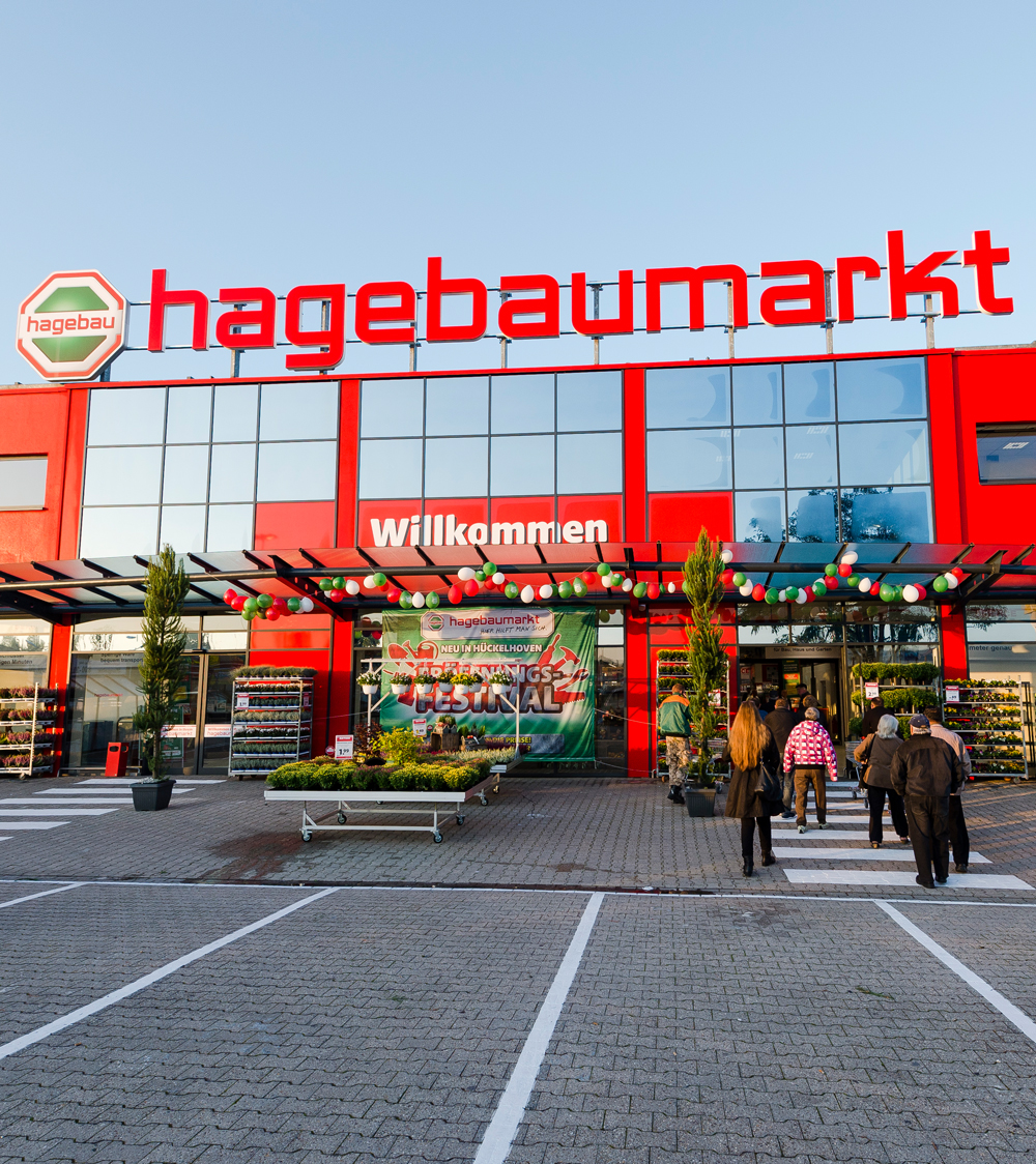 TERRITORY überzeugt die hagebau als neue Kreativ- und Produktionsagentur für die Marken im Einzelhandel
